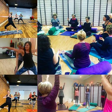 Maybe your new years resolution involves getting more zen? Well Burke County is the place for you. Whether you are in Rutherford College and go to New Age Fitness or you go to Breathe Yoga and Pilates in Morganton, you are bound to find a class that fits