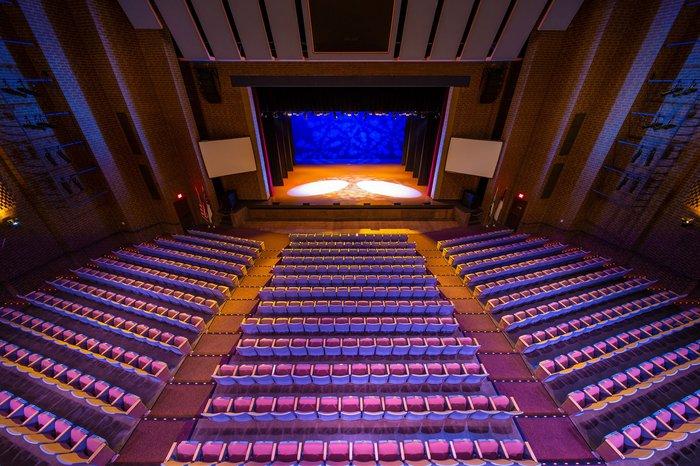 City of Morganton Municipal Auditorium (CoMMA) Featured Image
