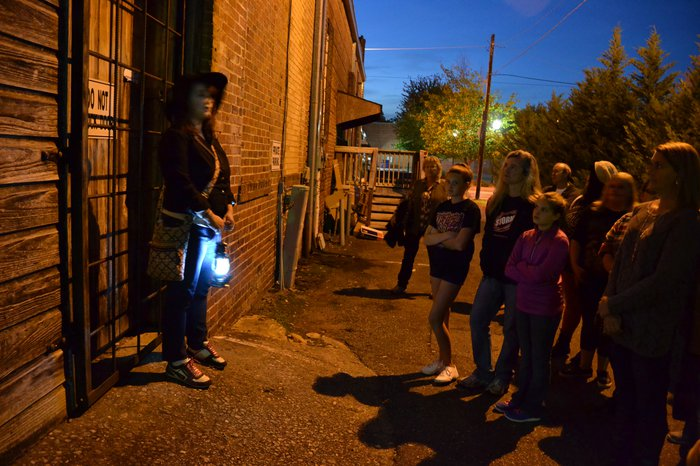 Spooky Ghost Tours