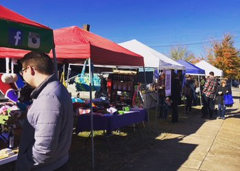 Outdoor Holiday Market