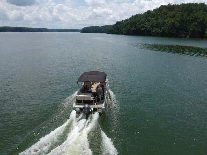 Lake James Boating
