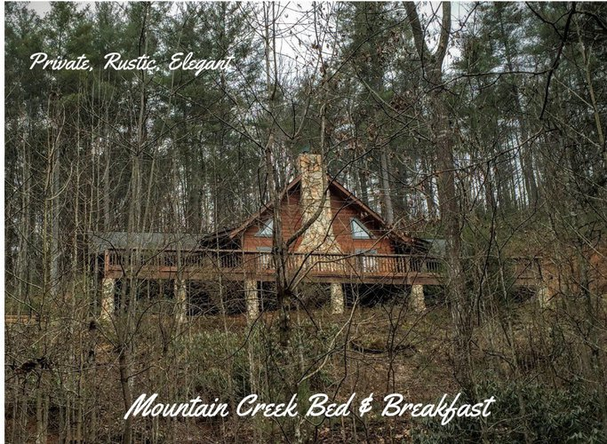 Mountain Creek Bed & Breakfast Featured Image