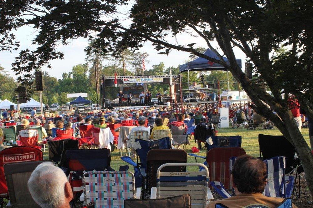 Red White Bluegrass Festival