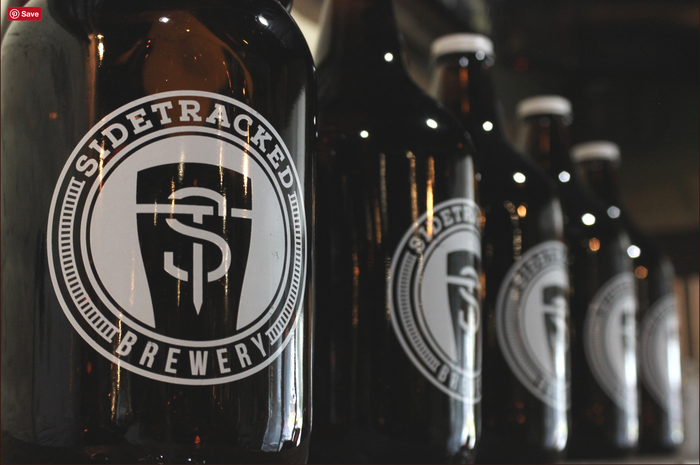 SideTracked Brewery Featured Image