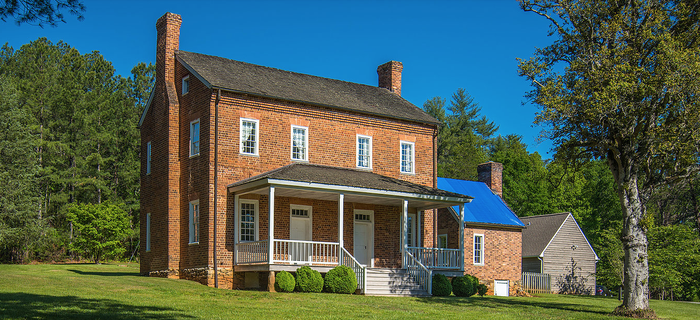 McDowell House at Quaker Meadows Featured Image
