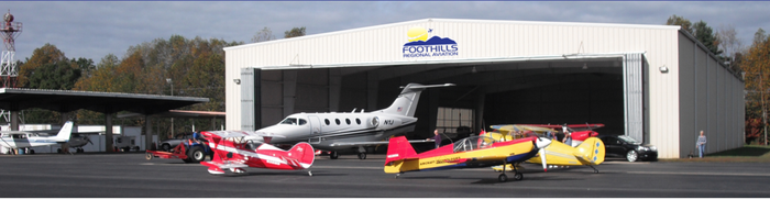 Foothills Regional Airport Featured Image