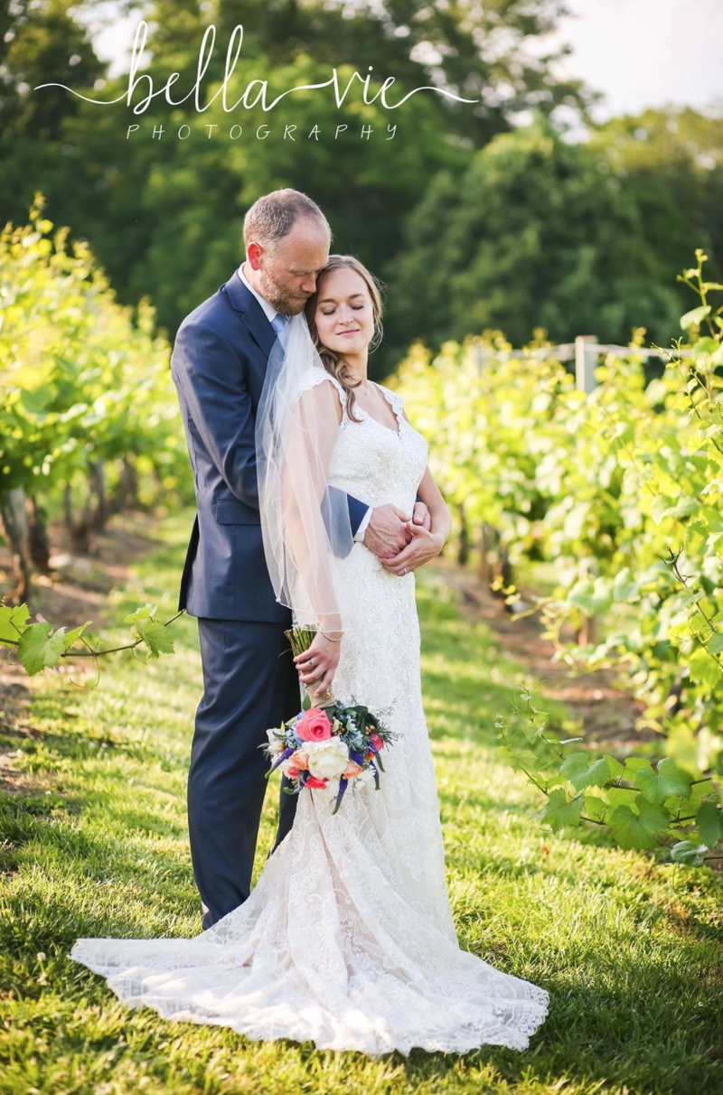 Silver Fork Vineyard & Winery Wedding