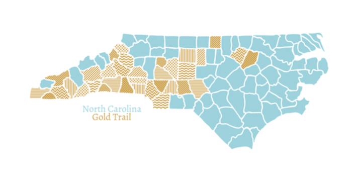 NC Gold Trail Featured Image