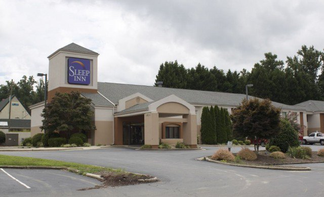 Sleep Inn Featured Image