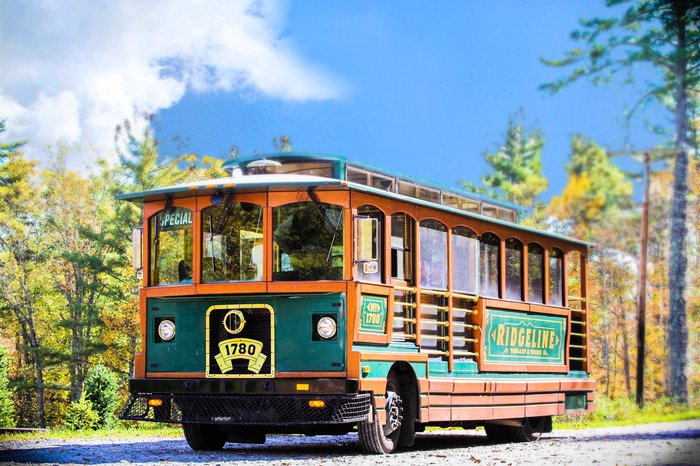 Ridgeline Trolley & Tours Featured Image
