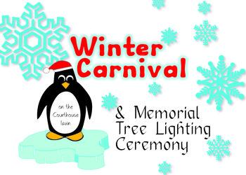 Downtown Morganton Winter Carnival