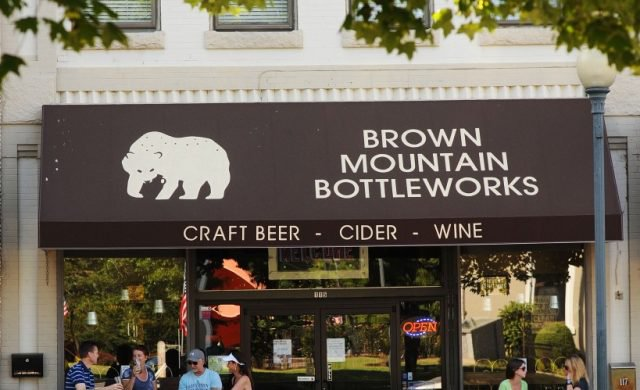 Brown Mountain Bottle Works Featured Image