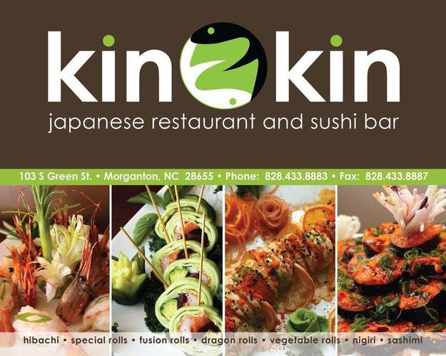 Kin2Kin Sushi Bar & Japanese Restaurant Featured Image