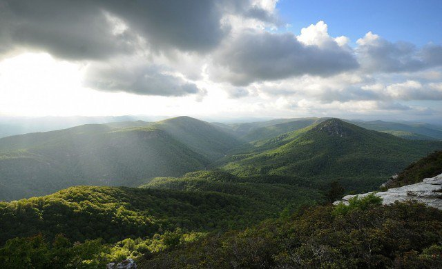 Pisgah National Forest Featured Image