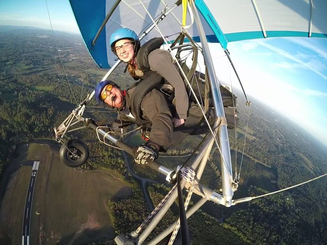 Thermal Valley Hang Gliding Featured Image