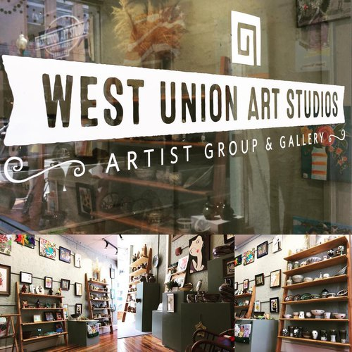 West Union Art Studios Featured Image