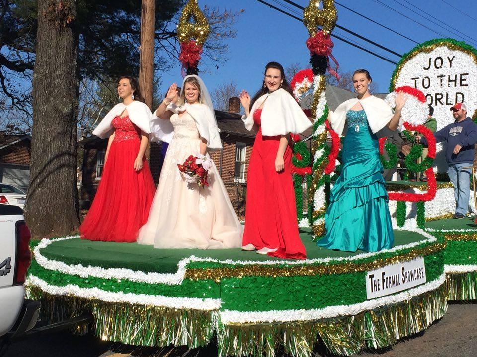 Valdese Annual Christmas Parade   Burke County Tourism